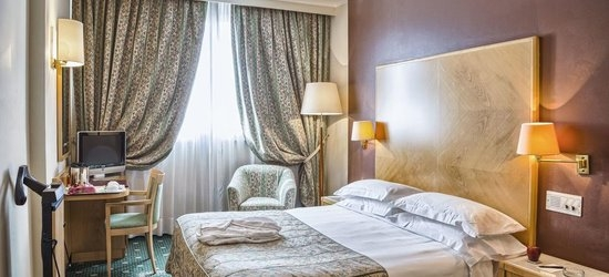 Milan, Lombardy -- 3 nights at the 4* Adi Hotel Poliziano Fiera from £136pp