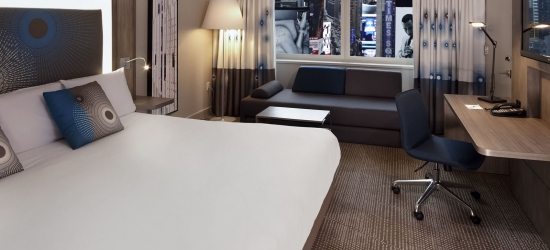 Save up to £498 off a USA trip staying at the Novotel New York Times Square, New York, USA
