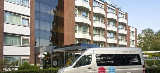3 nights at the 4* Grand Hotel Amstelveen, Amsterdam