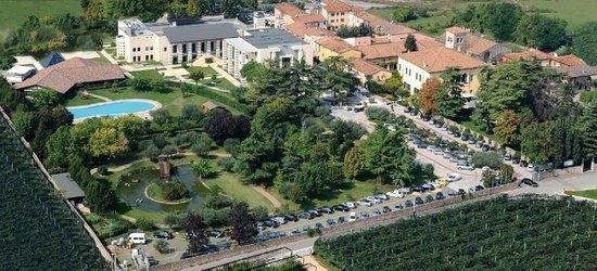 Verona, Veneto -- 3 nights at the 4* Villa Quaranta Tommasi Wine Hotel & Spa from £205pp