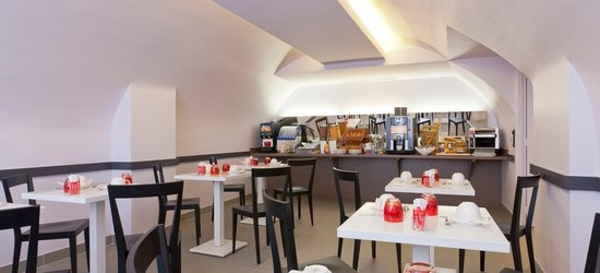 3 nights at the 3* Libertel Gare Du Nord Suede, Paris, Ile de France