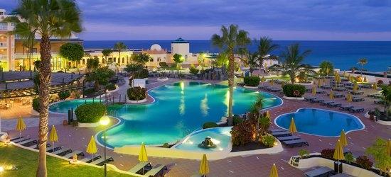7 nights at the 4* SENTIDO H10 Playa Esmeralda Hotel, Costa Calma, Fuerteventura