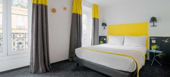 3 nights at the 3* George Astotel, Paris, Ile de France