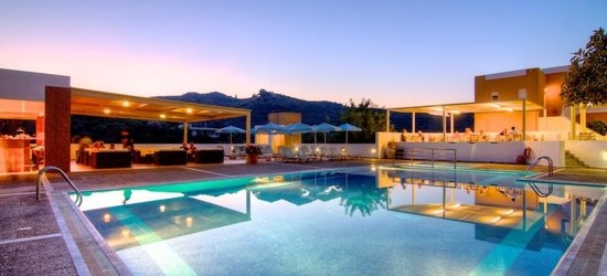 7 nights at the 3* Xidas Garden Charm Hotel, Bali (Crete), Crete