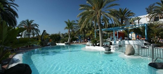 7 nights at the 3* Corallium Beach by Lopesan Hotels (Adults Only) (ex. IFA Beach Hotel), San Agustin (GC), Gran Canaria