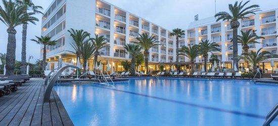 7 nights at the 4* Palladium Hotel Palmyra, San Antonio, Ibiza