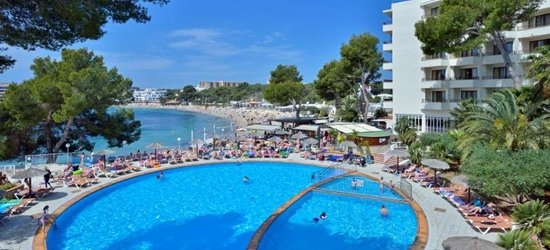 7 nights at the 4* Alua Hotel Miami Ibiza (ex Intertur), Es Cana, Ibiza