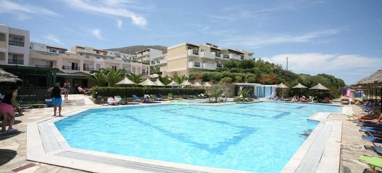 7 nights at the 4* Mediterraneo Hotel, Hersonissos, Crete