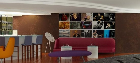 3 nights at the 4* Soho Boutique Hotel, Budapest