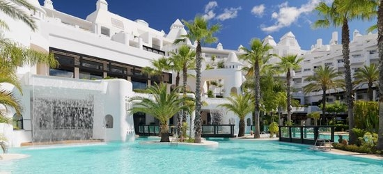 7 nights at the 4* H10 Estepona Palace, Estepona, Costa del Sol