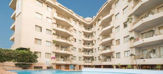 7 nights at the 4* Aqua Hotel Montagut, Santa Susanna, Costa Brava