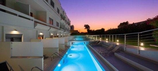 7 nights at the 5* Mistral, Kolymbia, Rhodes