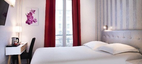 3 nights at the 3* Soft, Paris, Ile de France