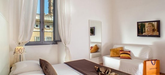3 nights at the 2* Hotel Domus Liberius, Rome
