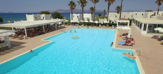 7 nights at the 4* Aeolos Beach, Lambi, Kos