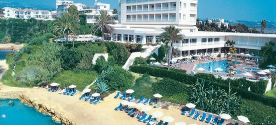 7 nights at the 3* Cynthiana Beach, Paphos