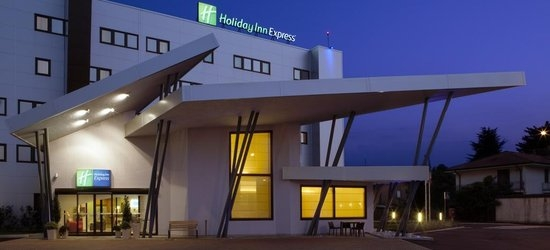 3 nights at the 3* Holiday Inn Express Milan Malpensa, Milan, Lombardy