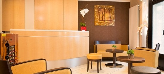 3 nights at the 3* Home Moderne Hotel, Paris, Ile de France