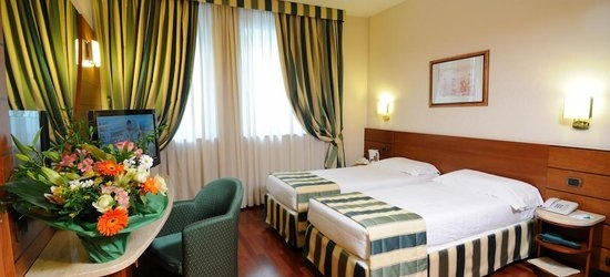 3 nights at the 4* Best Western Hotel Mirage, Milan, Lombardy