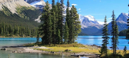 Win an 11-day Canadian Rockies tour for two