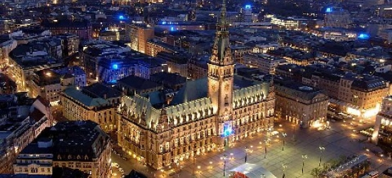 Win a short break to Hamburg for two