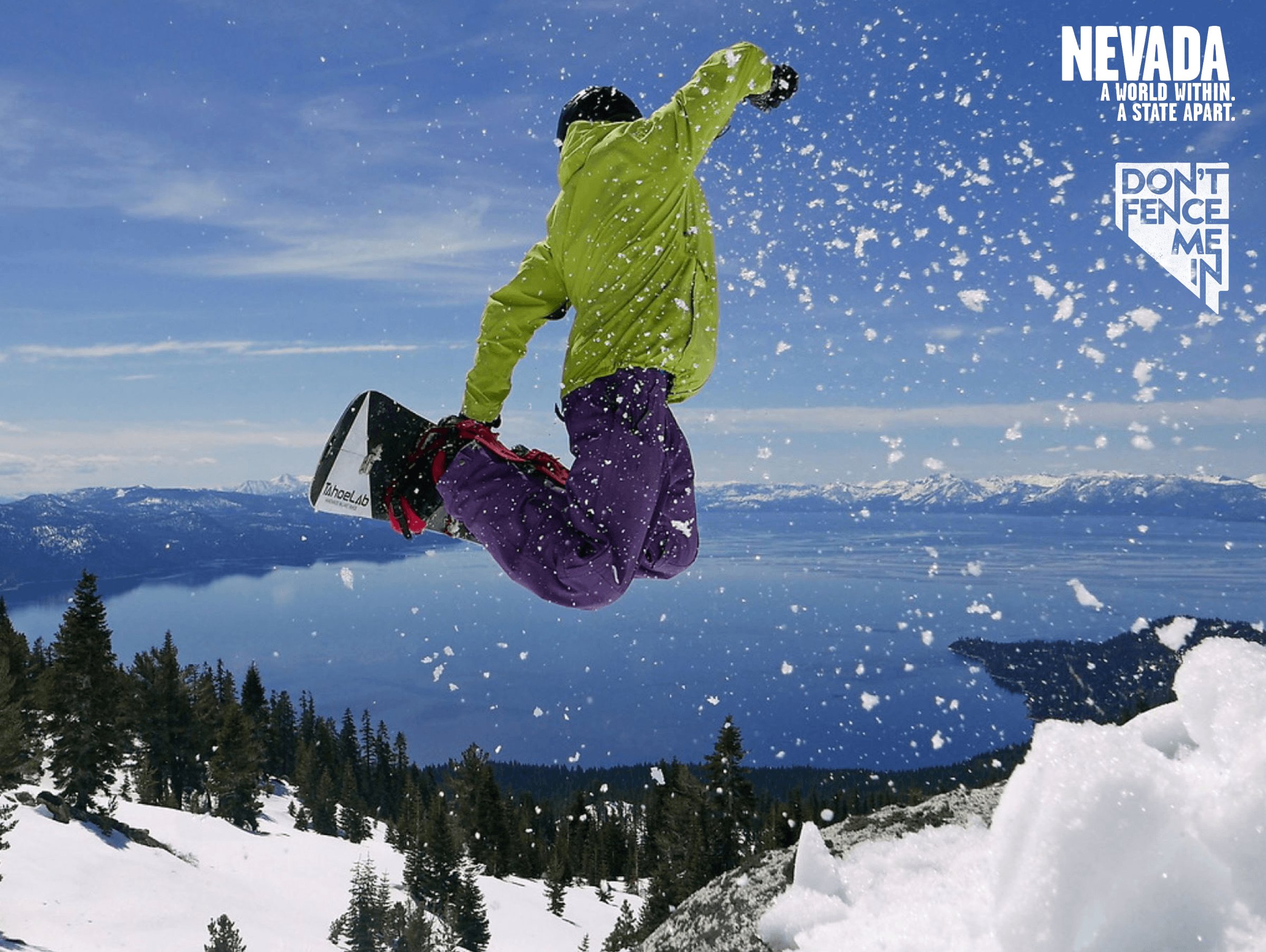 Win a 7-night adventure to Nevada for two, staying in Lake Tahoe Hard Rock Hotel