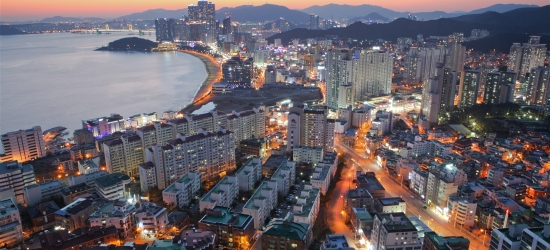 Win a trip for two to Busan, South Korea