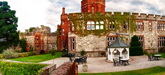 £99 per room per night | Ruthin Castle Hotel & Spa, Ruthin, North Wales