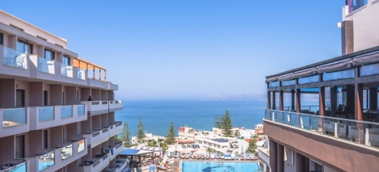 5* Crete holiday at an adults-only hotel