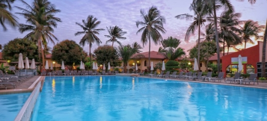 Gambia beach holiday with optional luxury tented wildlife stay in Senegal, Ocean Bay Hotel, Gambia & optional Fathala Wildlife Reserve, Senegal
