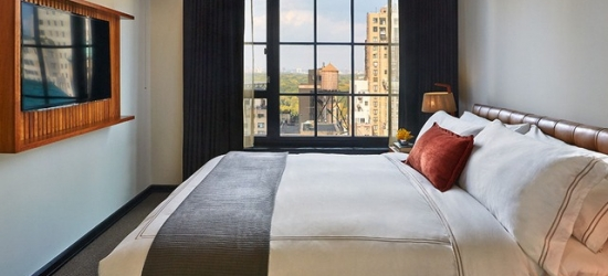 £180 per room per night | Viceroy Central Park New York, Midtown, New York