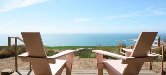 £157 per room per night   Timber Cove, Jenner, California