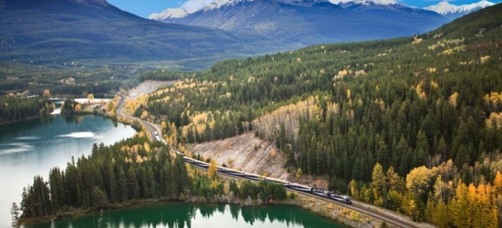 Dazzling Canada adventure with one night aboard the Rocky Mountaineer train, Vancouver, Jasper & Banff