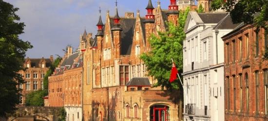 £98 per room per night | Hotel Montanus, Bruges, Belgium