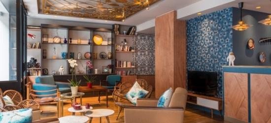 £80 per room per night   Hotel Comète Paris, Paris, France