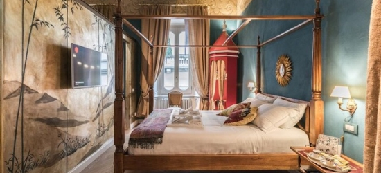 £137 per room per night | Hemeras Boutique House, Milan, Italy
