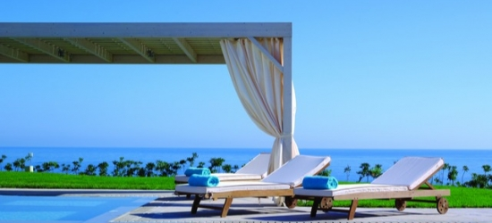 5* luxury Crete holiday on a private beach