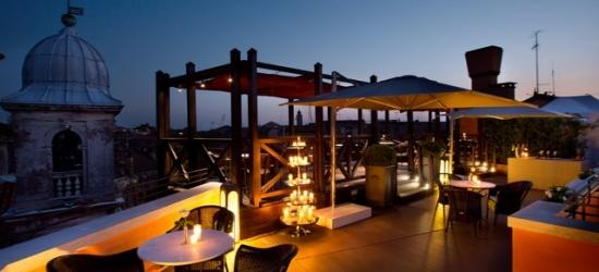 £134 per room per night | Splendid Venice, Venice, Italy