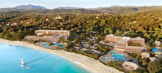 Corfu: 5-star ultra all-inc holiday at new hotel
