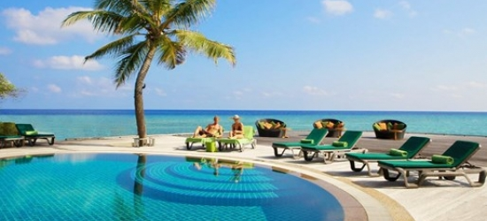 Deluxe all-inc Maldives week ; 1 child stays free