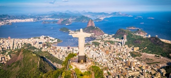 Luxury 14-night Barcelona to Rio fly/cruise, save £1950