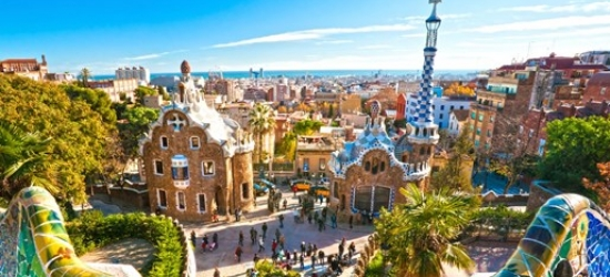 Mini Med cruise with Barcelona stay & free balcony upgrade