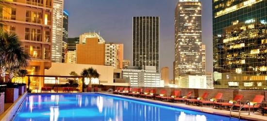 £87& up -- Fairmont Dallas4-Star Hotel, 55% Off
