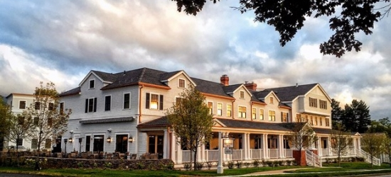 £102 -- Upscale Vermont Hotel through May, 40% Off