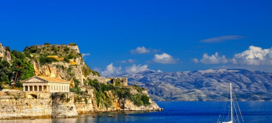 Corfu -7 nights at the 4* Corfu Palma Boutique from £623 for July/August dates
