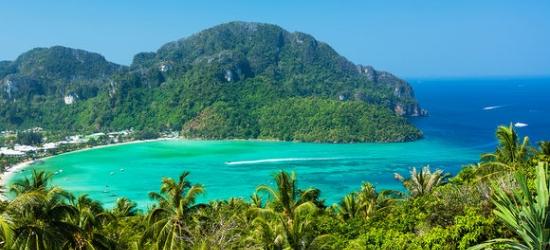 Two sides of tempting Thailand: 4* Bangkok & Krabi