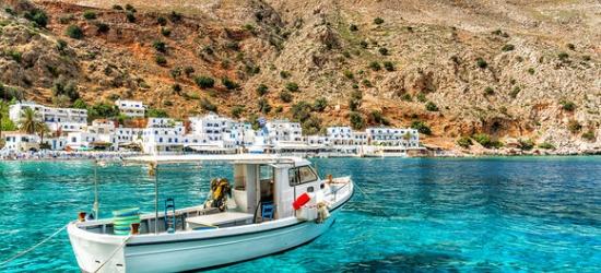 Sublime 4* Crete hotel within Psiloritis National Park