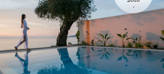 Greece / Corfu - Lavish Retreat Surrounded by Majestic Grecian Scenery at the Domes Miramare Corfu 5*