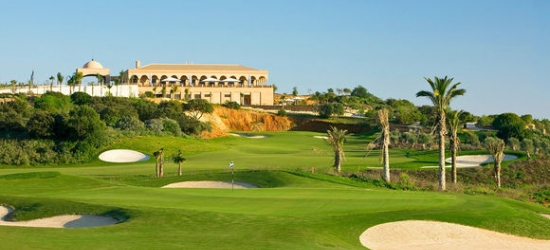 4* Algarve golf break from £262pp w/flights & transfers