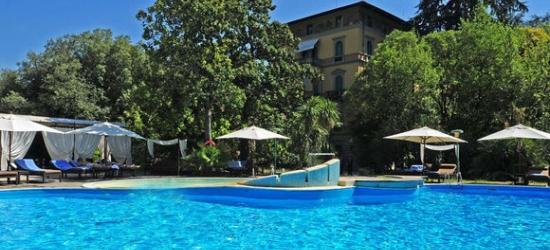 Lavishly styled 5* sanctuary in lush Tuscany